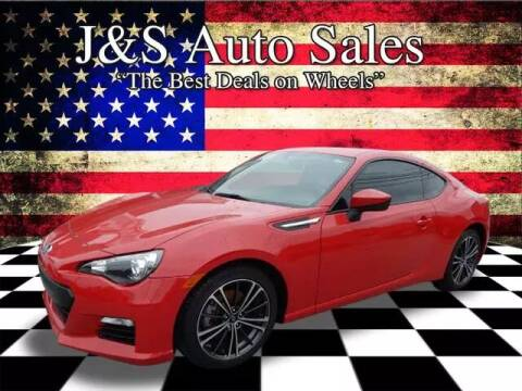 2016 Subaru BRZ for sale at J & S Auto Sales in Clarksville TN