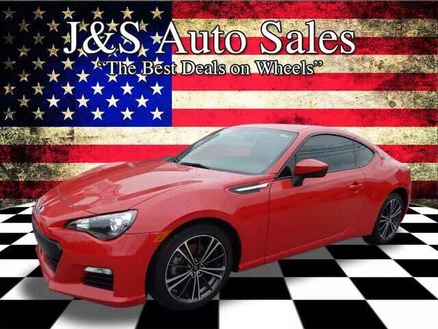 2016 Subaru BRZ for sale at J & S Auto Sales in Clarksville TN