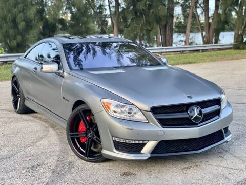 2012 Mercedes-Benz CL-Class for sale at Exclusive Impex Inc in Davie FL