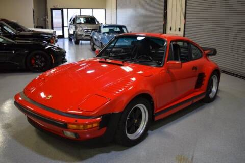 1987 Porsche 911 for sale at Motorgroup LLC in Scottsdale AZ