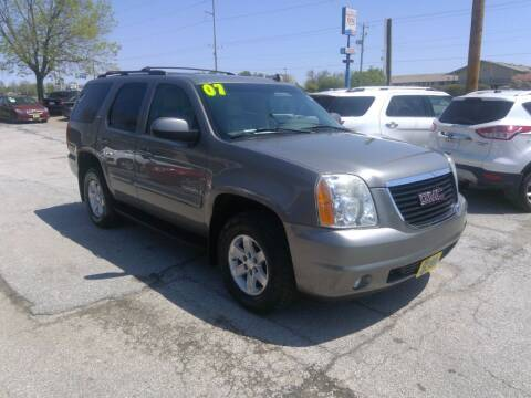 2007 GMC Yukon for sale at Regency Motors Inc in Davenport IA