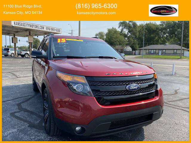 2015 Ford Explorer for sale at Kansas City Motors in Kansas City MO