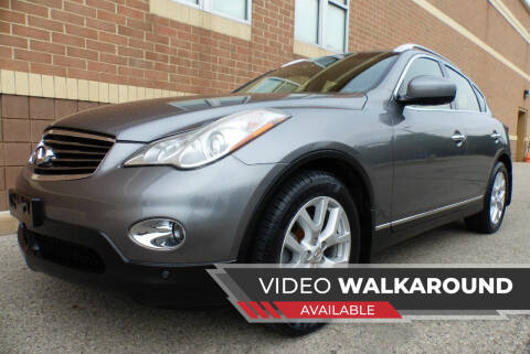 2012 Infiniti EX35 for sale at Macomb Automotive Group in New Haven MI