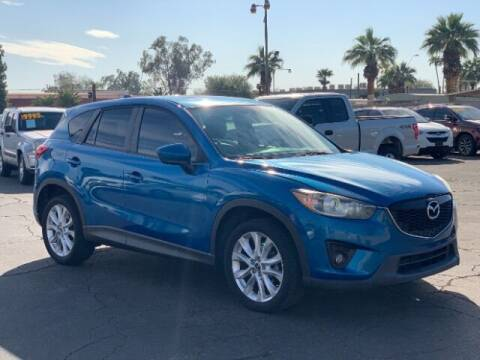2013 Mazda CX-5 for sale at Brown & Brown Wholesale in Mesa AZ