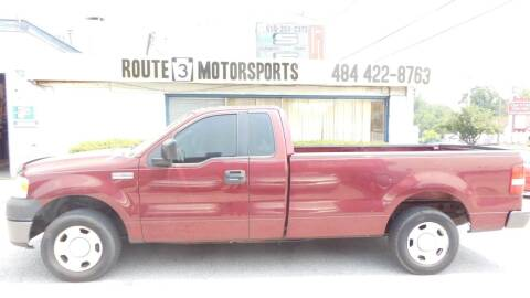 2006 Ford F-150 for sale at Route 3 Motors in Broomall PA