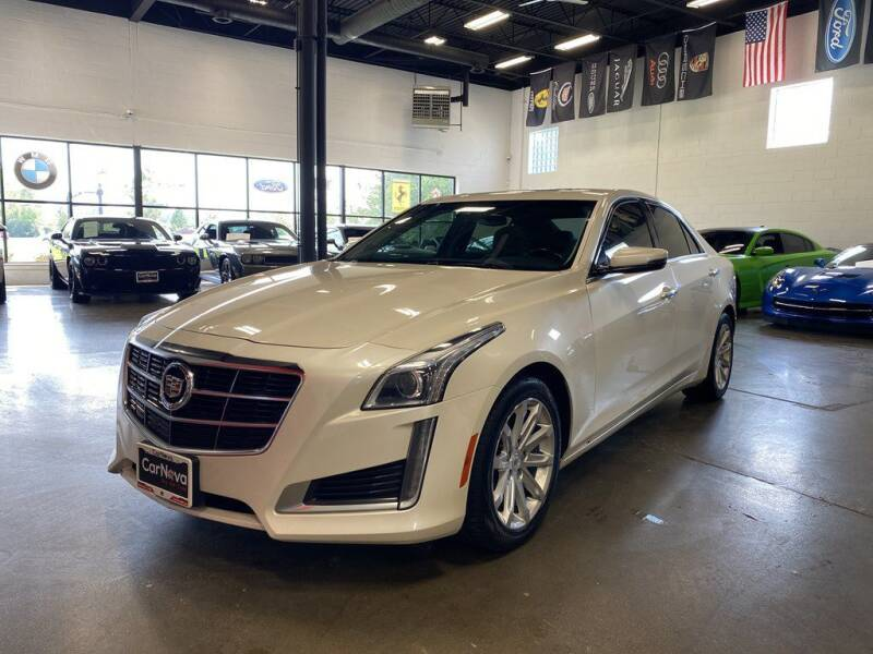 2014 Cadillac CTS for sale in Sterling Heights, MI