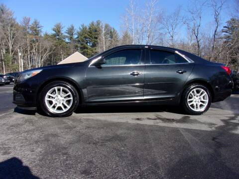 2015 Chevrolet Malibu for sale at Mark's Discount Truck & Auto Sales in Londonderry NH