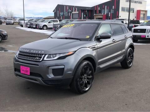 2016 Land Rover Range Rover Evoque for sale at Snyder Motors Inc in Bozeman MT