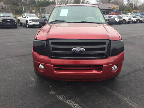 2007 Ford Expedition EL for sale at Beckham's Used Cars in Milledgeville GA