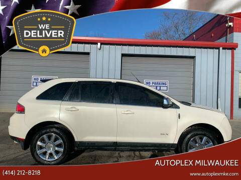 2008 Lincoln MKX for sale at Autoplex 3 in Milwaukee WI