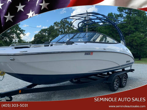 2020 Yamaha 242 Limited SE for sale at Seminole Auto Sales in Seminole OK