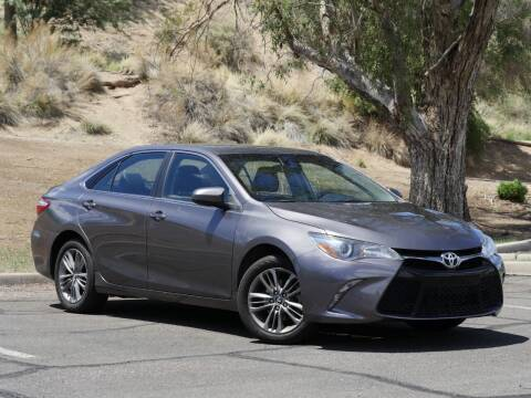 2017 Toyota Camry for sale at AZGT LLC in Mesa AZ
