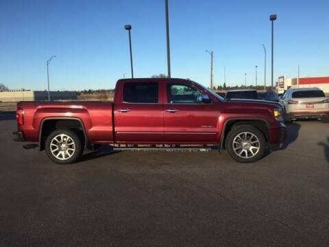 2015 GMC Sierra 1500 for sale at Rocky Mountain Commercial Trucks in Casper WY