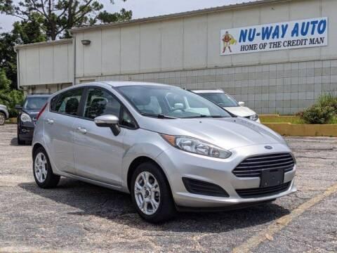 2015 Ford Fiesta for sale at Nu-Way Auto Ocean Springs in Ocean Springs MS