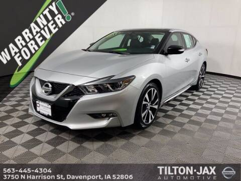 2017 Nissan Maxima for sale at Virtue Motors in Darlington WI