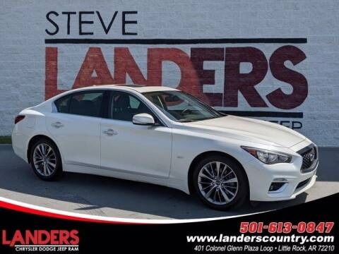 2018 Infiniti Q50 for sale at The Car Guy powered by Landers CDJR in Little Rock AR