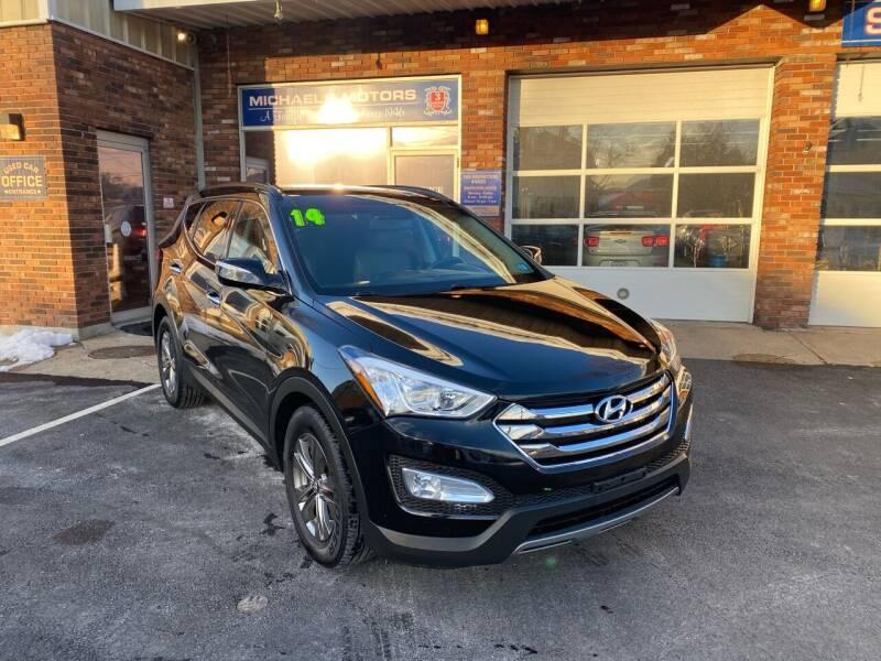 2014 Hyundai Santa Fe Sport for sale at Michaels Motor Sales INC in Lawrence MA