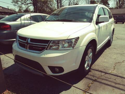 2012 Dodge Journey for sale at IDEAL IMPORTS WEST in Rock Hill SC