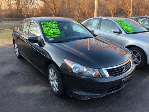 2008 Honda Accord for sale at Shoreline Motorsports in Waterbury CT
