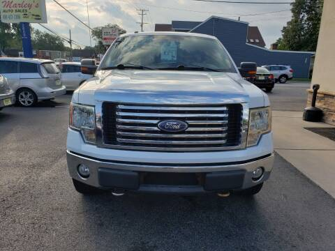 2010 Ford F-150 for sale at Marley's Auto Sales in Pasadena MD