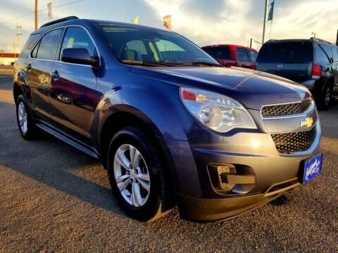 2013 Chevrolet Equinox for sale at California Auto Sales in Amarillo TX