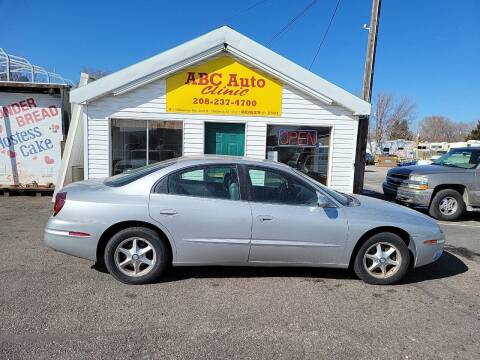 2001 Oldsmobile Aurora for sale at ABC AUTO CLINIC - Chubbuck in Chubbuck ID