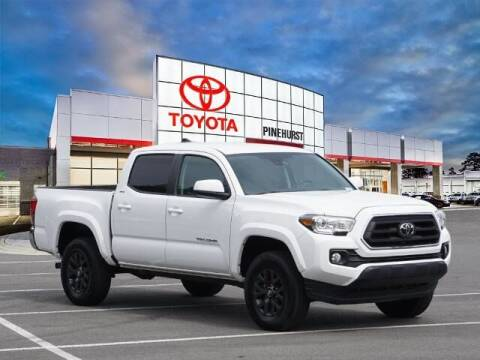 2020 Toyota Tacoma for sale at PHIL SMITH AUTOMOTIVE GROUP - Pinehurst Toyota Hyundai in Southern Pines NC