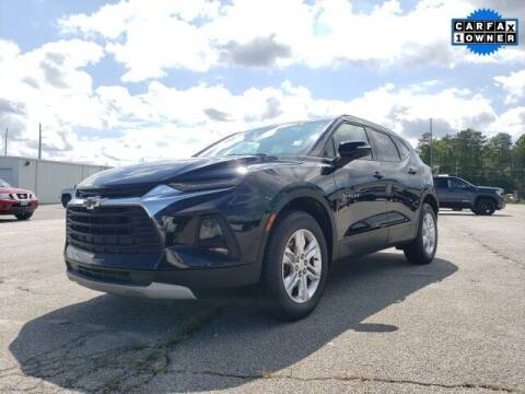 2019 Chevrolet Blazer for sale at Hardy Auto Resales in Dallas GA