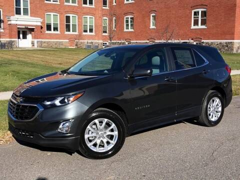 2021 Chevrolet Equinox for sale at STATELINE CHEVROLET BUICK GMC in Iron River MI