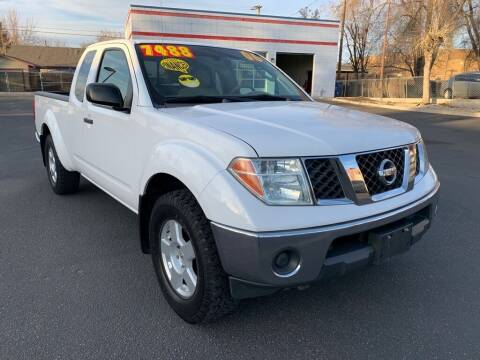 2006 Nissan Frontier for sale at Boise Auto Group in Boise ID