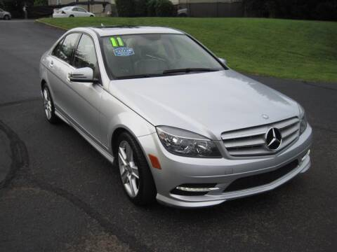 2011 Mercedes-Benz C-Class for sale at Euro Asian Cars in Knoxville TN