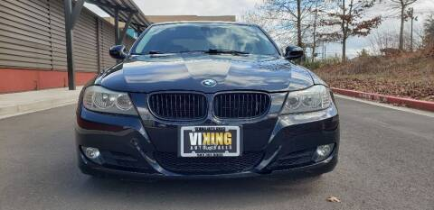 2011 BMW 3 Series for sale at VIking Auto Sales LLC in Salem OR