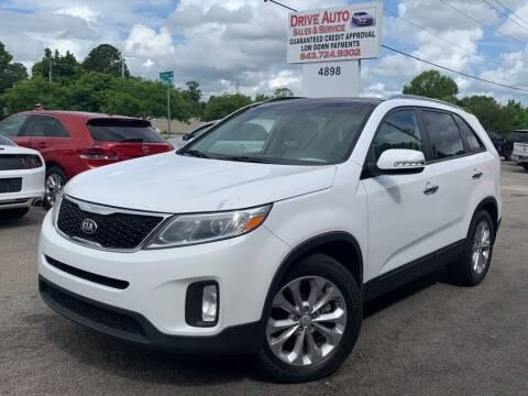 2015 Kia Sorento for sale at Drive Auto Sales & Service, LLC. in North Charleston SC