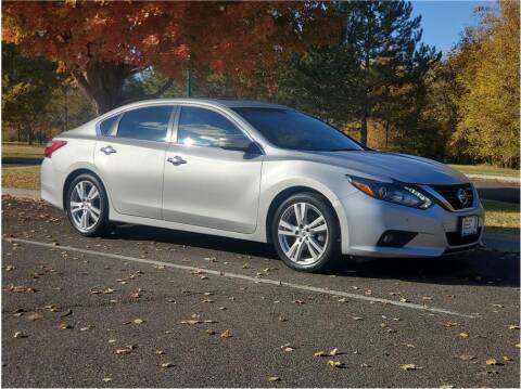 2017 Nissan Altima for sale at Elite 1 Auto Sales in Kennewick WA