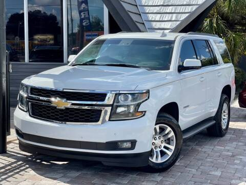 2017 Chevrolet Tahoe for sale at Unique Motors of Tampa in Tampa FL