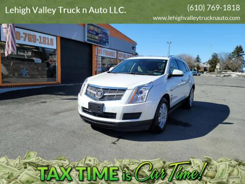 2011 Cadillac SRX for sale at Lehigh Valley Truck n Auto LLC. in Schnecksville PA