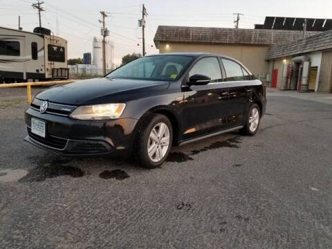 2013 Volkswagen Jetta for sale at KHAN'S AUTO LLC in Worland WY