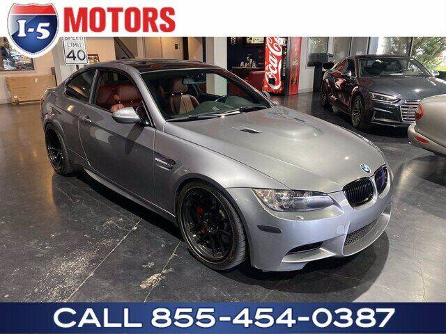 2012 BMW M3 for sale in Fife, WA