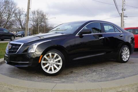 2018 Cadillac ATS for sale at Platinum Motors LLC in Heath OH