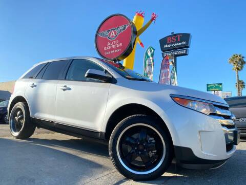 2012 Ford Edge for sale at Auto Express in Chula Vista CA