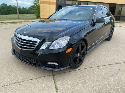2010 Mercedes-Benz E-Class for sale at Xtreme Auto Mart LLC in Kansas City MO