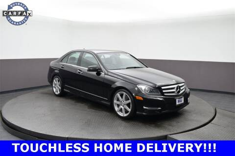 2013 Mercedes-Benz C-Class for sale at M & I Imports in Highland Park IL
