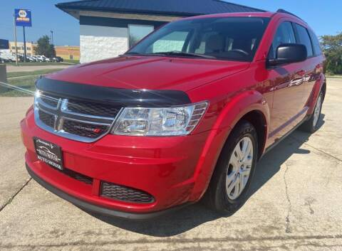 2014 Dodge Journey for sale at Auto House of Bloomington in Bloomington IL
