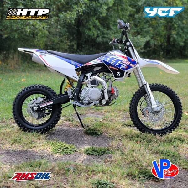 2021 YCF Bigy 150e MX for sale at High-Thom Motors - Powersports in Thomasville NC