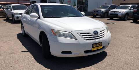 2007 Toyota Camry for sale at GPS Motors in Denver CO