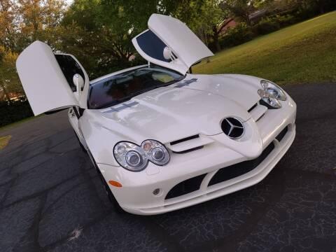 2006 Mercedes-Benz SLR for sale at Monaco Motor Group in Orlando FL