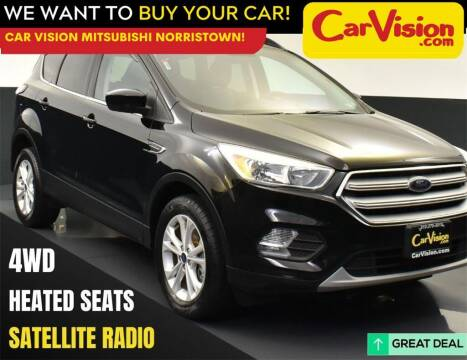 2018 Ford Escape for sale at Car Vision Mitsubishi Norristown in Norristown PA