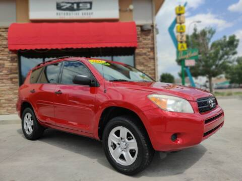 2007 Toyota RAV4 for sale at 719 Automotive Group in Colorado Springs CO