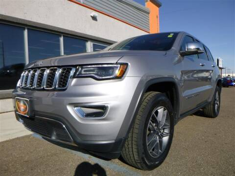 2019 Jeep Grand Cherokee for sale at Torgerson Auto Center in Bismarck ND