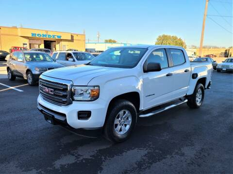 2016 GMC Canyon for sale at Image Auto Sales in Dallas TX